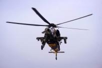 KARA HAVACILIK KOMUTANLIĞI - Kilis'te Yerli Üretim Atak Helikopter Tanıtıldı