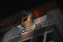 CEMAL GÜRSEL - Kırıkkale'de Ev Yangını