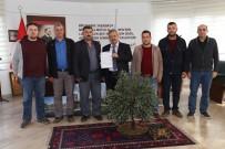 ORGANIK TARıM - Kırtık'tan Örnek Proje Açıklaması 'Burhaniye Organik Zeytinyağı İle Tanışacak'