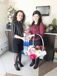 HASTA YAKINI - Konya Hospital'den Kadınlara Ziyaret
