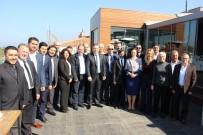 MUSTAFA GÖKÇE - Kuşadası AK Parti'den Tanışma Toplantısı