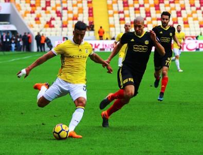 Yeni Malatyaspor: 0 - Fenerbahçe: 2
