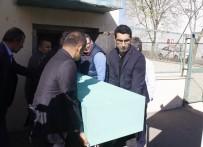 BAHRİYE ÜÇOK - Önemli Davalara Bakan Hakimin Cenazesi Adli Tıptan Alındı
