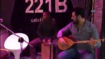 REAL MADRID - Robinho'dan 'Cajon' Şov