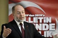 Siyaset Akademisi'nde İlk Dersi Başbakan Yardımcısı Akdağ Verdi
