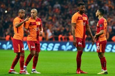 Galatasaray derbi öncesi moral buldu