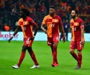 MUSTAFA EMRE EYISOY - Spor Toto Süper Lig Açıklaması Galatasaray Açıklaması 2 - Atiker Konyaspor Açıklaması 1 (Maç Sonucu)