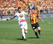 GÖZTEPE - Spor Toto Süper Lig Açıklaması Göztepe Açıklaması 1 - Antalyaspor Açıklaması 0 (İlk Yarı)