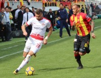 GÖZTEPE - Spor Toto Süper Lig Açıklaması Göztepe Açıklaması 2 - Antalyaspor Açıklaması 1 (Maç Sonucu)