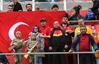 ASAMOAH GYAN - Spor Toto Süper Lig Açıklaması Kayserispor Açıklaması 1 - Kardemir Karabükspor Açıklaması 1 (İlk Yarı)