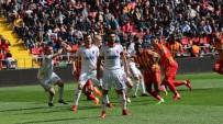 ASAMOAH GYAN - Spor Toto Süper Lig Açıklaması Kayserispor Açıklaması 3 - Kardemir Karabükspor Açıklaması 2 (Maç Sonucu)