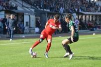 MAZLUM - TFF 2. Lig Açıklaması Nazilli Belediyespor Açıklaması3 -Sakaryaspor Açıklaması0