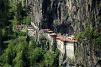 YABANCI TURİST - Trabzon'u 8 Yılda Yaklaşık 12 Milyon Turist Ziyaret Etti