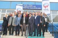 FATIH YıLMAZ - TSYD Konya Şubesinde Recep Çınar Güven Tazeledi