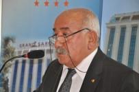 BEYİN KANAMASI - Tunceli TSO Başkanı Cengiz Hayatını Kaybetti