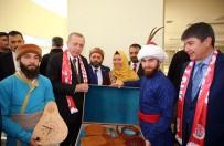 ALZHEIMER - Türel, AK Parti Antalya 6. Olağan Kongresinde Konuştu