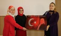 GAZİ YAKINLARI - Türkiye Gaziler Ve Şehit Aileleri Vakfı Van Şubesi Kadınlar Günü'nü Kutladı