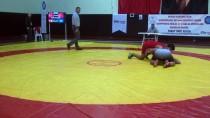 OLIMPIYAT - Türkiye İşitme Engelliler Güreş Şampiyonası