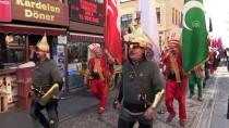 ÇANAKKALE ONSEKIZ MART ÜNIVERSITESI - 18 Mart Şehitleri Anma Günü Ve Çanakkale Deniz Zaferi'nin 103. Yıl Dönümü