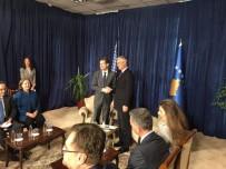 VİZE SERBESTİSİ - ABD Dışişleri Bakan Yardımcısı Mitchell Kosova'da