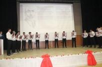 SÜLEYMAN ELBAN - Ağrı'da İstiklal Marşı'nın Kabulü Ve Mehmet Akif Ersoy'u Anma Günü