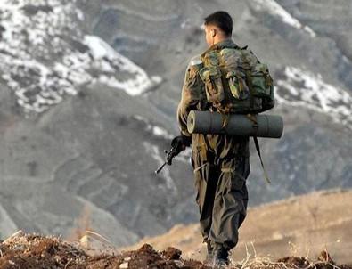 Ağrı'da çatışma: 1 askerimiz şehit oldu
