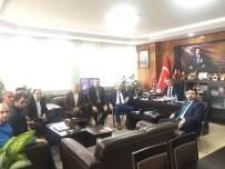 KAZAN DAİRESİ - AK Parti'den Şeker Fabrikası'na Ziyaret