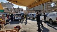 ŞEKERHANE MAHALLESİ - Alanya'da Kızgın Koca Dehşet Saçtı