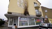 ÜLKÜ OCAKLARı - Almanya'da Ülkü Ocağı Binasına Saldırı