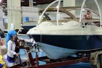 DENIZ TICARET ODASı - Antalya'da Tekne Ve Otomobil Tutkunları Bir Çatıda Buluşacak