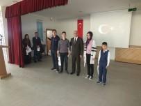 KOMPOZISYON - Aslanapa'da Öğrenciler Ödüllendirildi