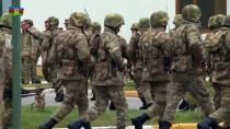 ALIYEV - Azerbaycan Ordusu Geniş Kapsamlı Tatbikata Başladı