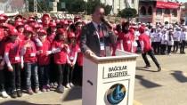 BAĞCıLAR BELEDIYESI - Bağcılarlı Çocuklar İşaret Dili İle İstiklal Marşı Okudu