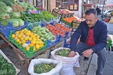 Baharın müjdecisi 'Gülbahar' tezgahlarda