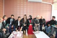 TEKELI - Baro Başkanı Er Açıklaması 'Mesleki Eğitimleri Arttırdık'
