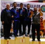 GÜREŞ - Bartın'a Dokuz Madalya