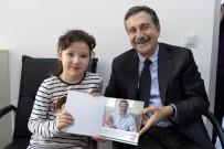 SENFONİ ORKESTRASI - Başkan Ataç Ve Minik İrem Keyifle Karşılaştı