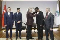 GESI - Başkan Çelik Hafız Gençleri Ödüllendirdi