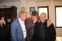 KONYASPOR - Başkan Kocadon hıçkıra hıçkıra ağladı