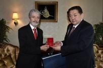 MOĞOLISTAN - Başkan Tuna'ya Yabancı Konuk Ziyaretleri Sürüyor