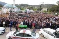 TRABZONSPOR BAŞKANı - Belediye Başkan Yardımcısını Binler Uğurladı