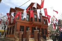 BEYKOZ BELEDİYESİ - Beykoz'da Mehmet Akif Ersoy Şiir Müzesi Açıldı