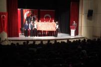 İSMAIL USTAOĞLU - Bitlis'te İstiklal Marşı'nın Kabulü Törenle Kutlandı