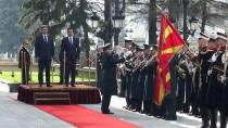 UÇAK SEFERİ - Bosna Hersek Bakanlar Konseyi Başkanı Zvizdic Makedonya'da