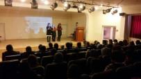 Büyükorhan'da Öğrenciler İstiklal Marşı'nın Kubülünü Kutladı