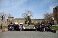KAYSERİ LİSESİ - Büyükşehir Kültür Yolu Gezisi Düzenledi