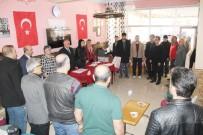 Çemişgezek'te Esnaf  Teşkilatları Seçim Yaptı