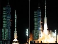 UZAY İSTASYONU - Çin 2040'a kadar nükleer yakıtlı uzay mekiği yapacak