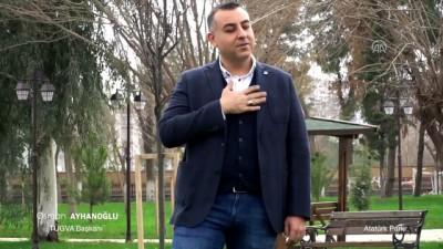 Cizre'de Şehitler İçin İstiklal Marşı Klibi