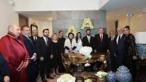 ASLIHAN DOĞAN - Cumhurbaşkanı Erdoğan, Arda Turan'ın Nikah Şahidi Oldu